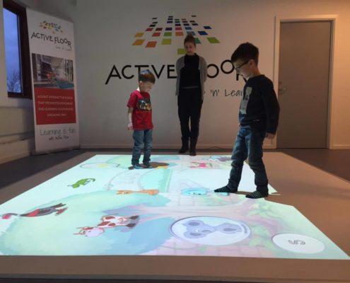 Billeder af Active Floor