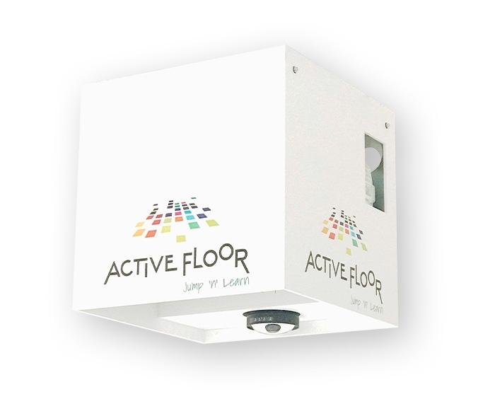 Prisen på et interaktivt gulv
